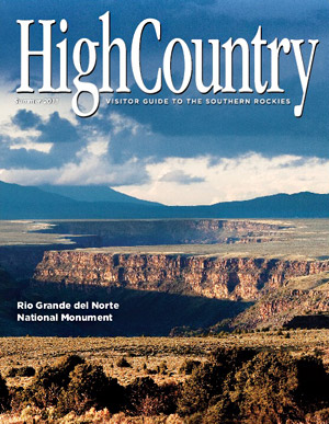 HighCountry Visitor Guide 2013